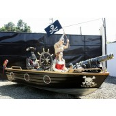 Piratenboot