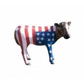 Designerkalb Amerikamotiv