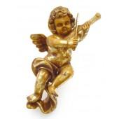 Engelputto mit Violine