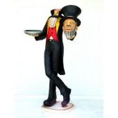 Zauberkünstler Butler