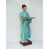Japanische Geisha