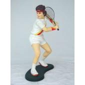 Tennis Spieler klein