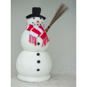 Schneemann groß