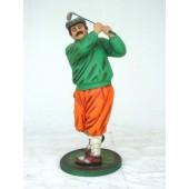 Golfer klassisch klein