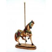 Pferd Karussellfigur klein