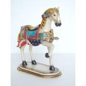 Amerikanisches Pferd auf Sockel