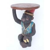 Affen Beistelltisch