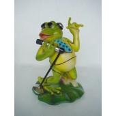 Sänger Frosch