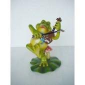 Violinen Frosch