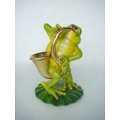 Saxophonist Frosch