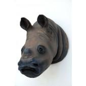 Nashornkopf Baby Rhinoceros