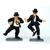 Blues Brothers tanzend klein
