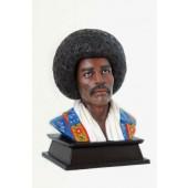 Jimmy Hendrix Büste