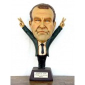 Richard M. Nixon Büste