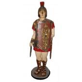 Römer mit Schild
