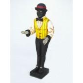 Negro Butler klein