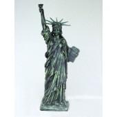Amerikanische Freiheitsstatue Bronze Mittel