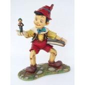 Pinocchio stehend