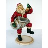 Weihnachtsmann laufend klein
