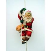 Weihnachtsmann hängend klein