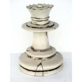 Dame Schach Weiß