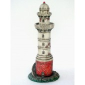 Leuchtturm rustikal klein