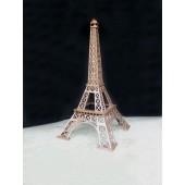 Originale Nachbildung des Eiffel Turms