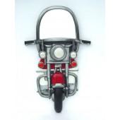 Motorrad Wandspiegel