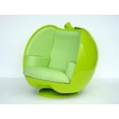 Grüner Apfelsessel