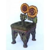Sonnenblumen Stuhl