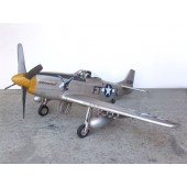 Flugzeugmodell,,P51 Mustang,,