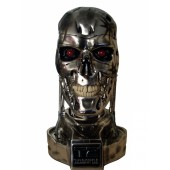 Terminator T-800 Büste - Endoskull Battle Damaged