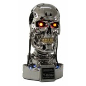 Terminator 2 T-800 Büste - Endoskull Battle Damaged