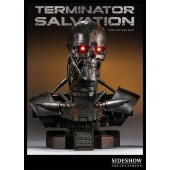Terminator T-600 Salvation Büste
