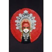 Maske Ombra Rot