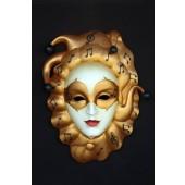 Maske Gianduia Gold