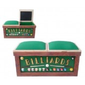 Billiard-Bank
