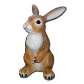 Brauner Osterhase Medium