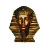 ägyptische Büste Altgold