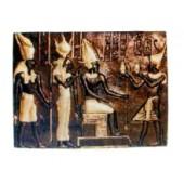 Wandgemälde Ägypten gold bronze
