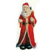 schlanker Weihnachtsmann