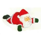 liegender Weihnachtsmann klein