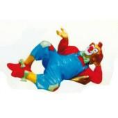 kleiner liegender Clown relaxed
