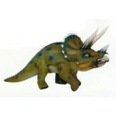 kleiner Dino mit langen Hörnern Variante 1