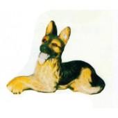 Deutscher Schäferhund Welpen liegend