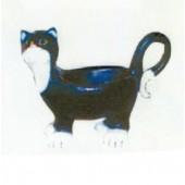 Katze als Gefäß