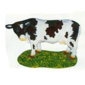 Kuh auf Wiese klein