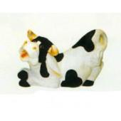 lustige kleine Kuh