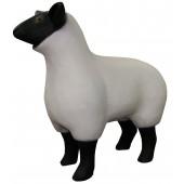 Schaf stilisiert stehend