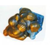 goldenes Maulwurfspaar